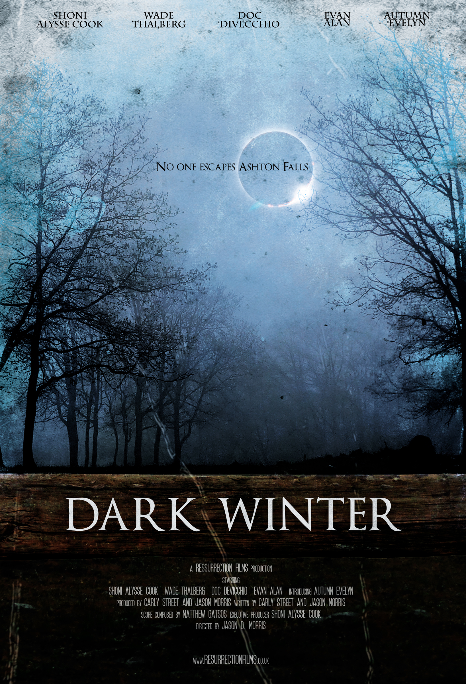 Dark Winter POSTER