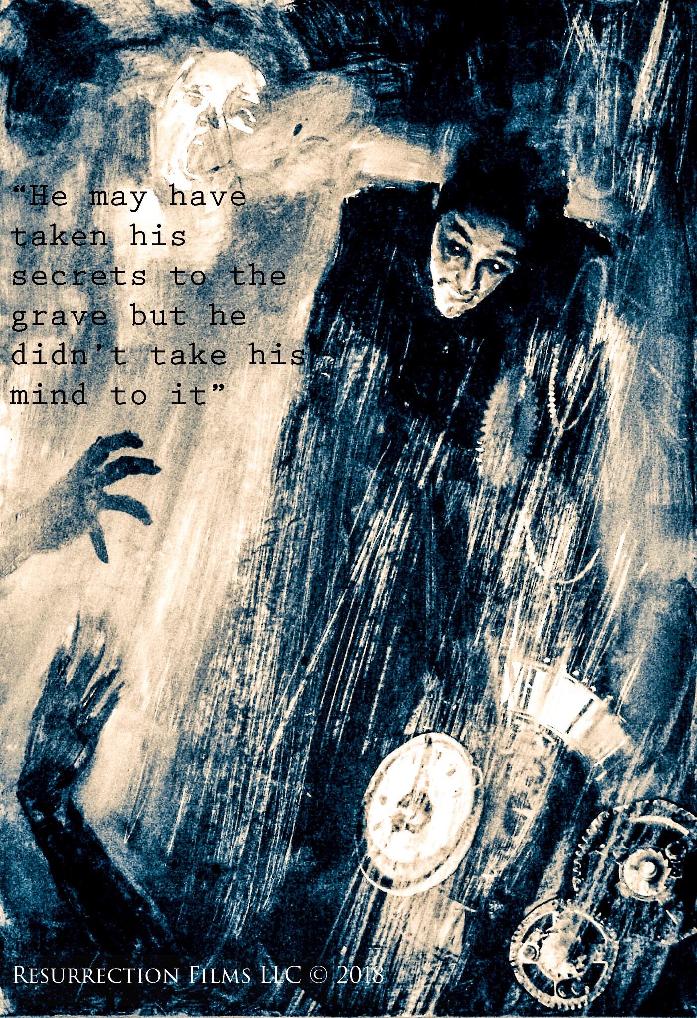 The Dark Road Graphic Novel