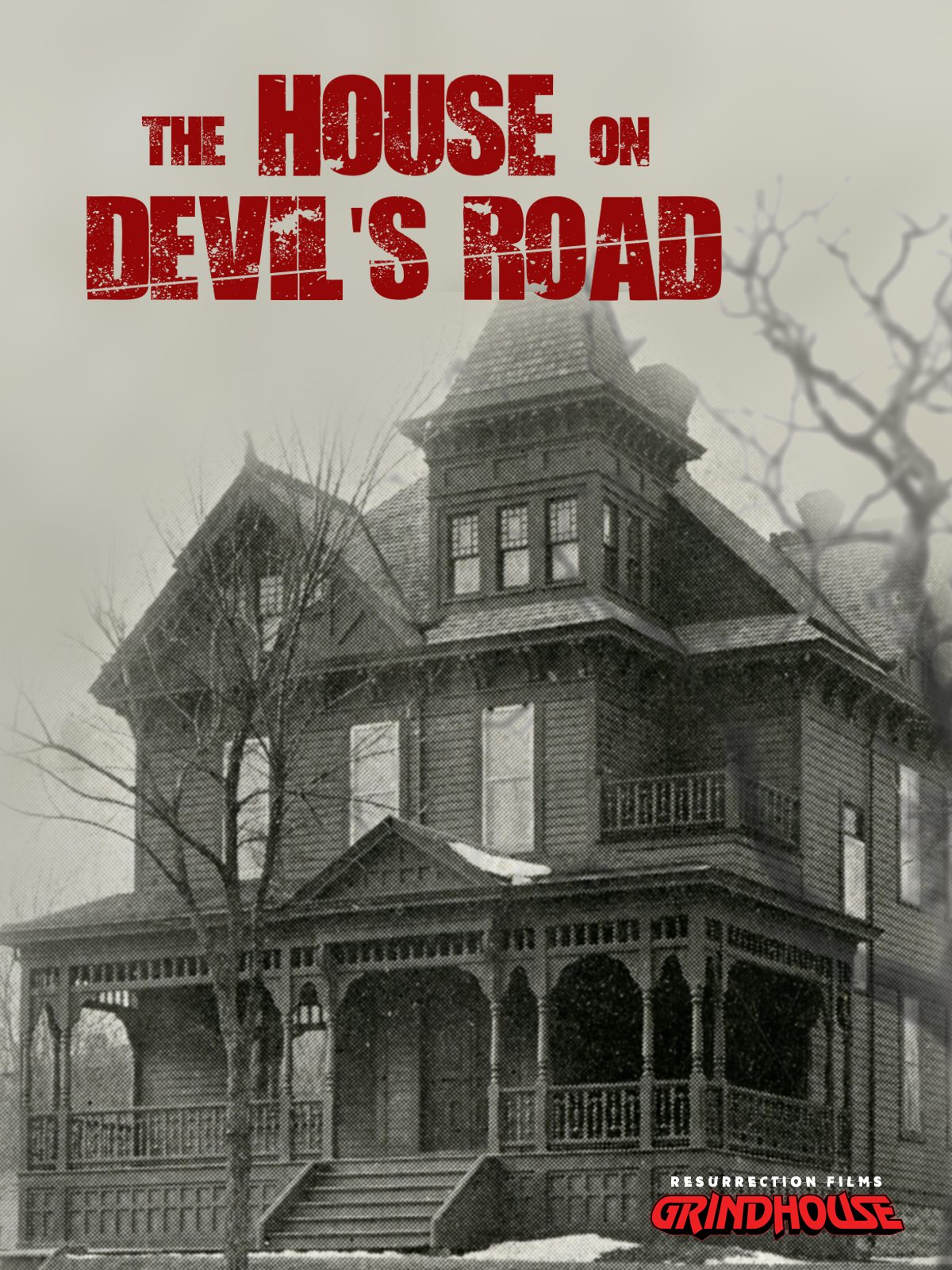 The House On Devil's Road DVD