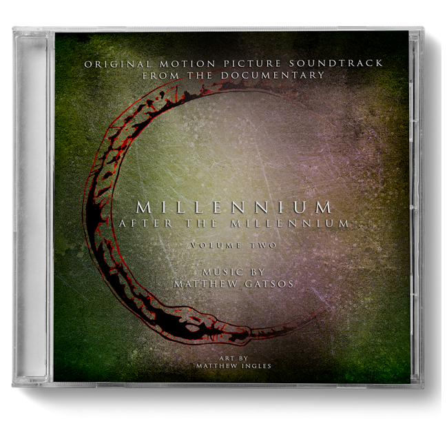 Official Soundtrack Volume Two