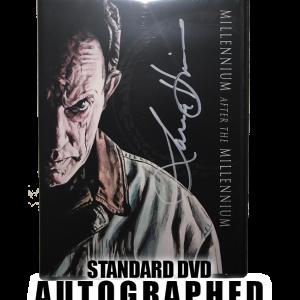 AUTOGRAPHED - Millennium after the Millennium - DVD
